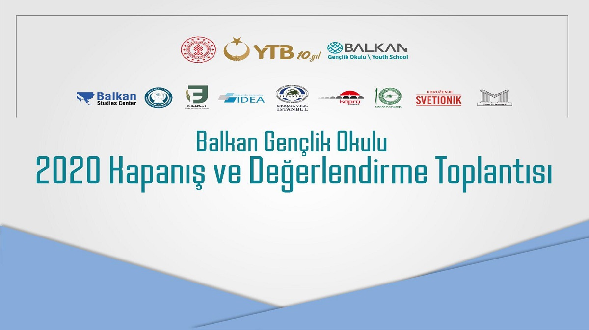 YTB Holds Online Closing Ceremony for Balkan Youth School