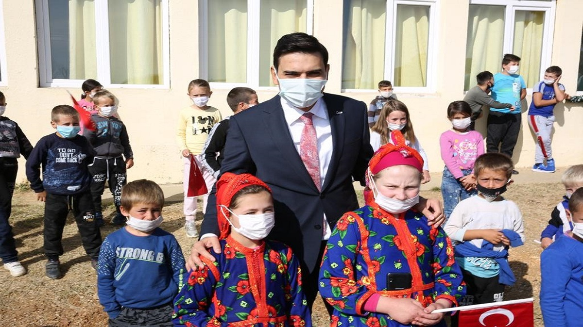 YTB Visits Turkish Minority in North Macedonia