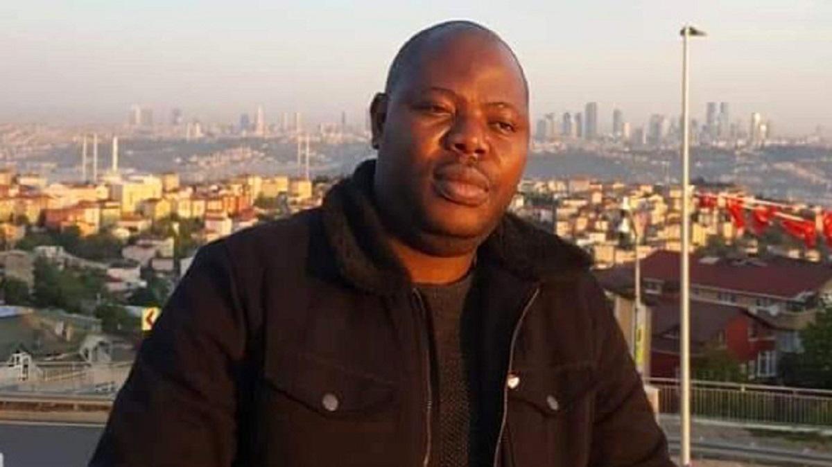 Vefat Eden Nijeryalı Öğrenci Eskişehir'e Defnedildi