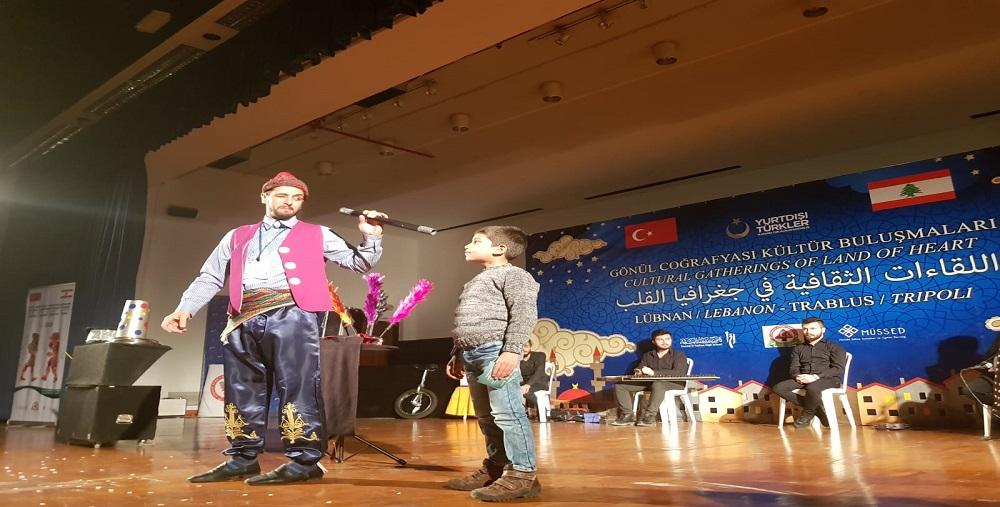 Traditional Turkish Theatre Program in Lebanon