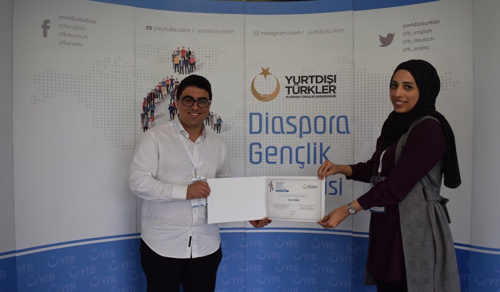 Diaspora Youth Academy Organized in Strasbourg - News