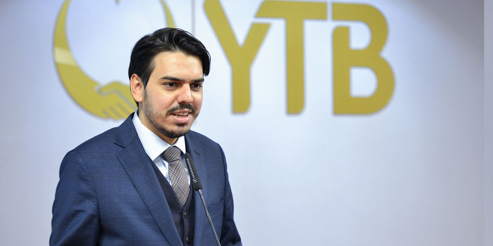 """ABDULLAH EREN, PRESIDENT OF YTB: """"WE'LL BECOME MORE VISIBLE IN THE FIELD IN THE UPCOMING PROCESS"""""""
