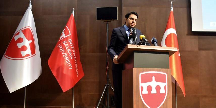 """YTB Başkanı Eren: """"Ortak bir gelecek istiyoruz"""""""