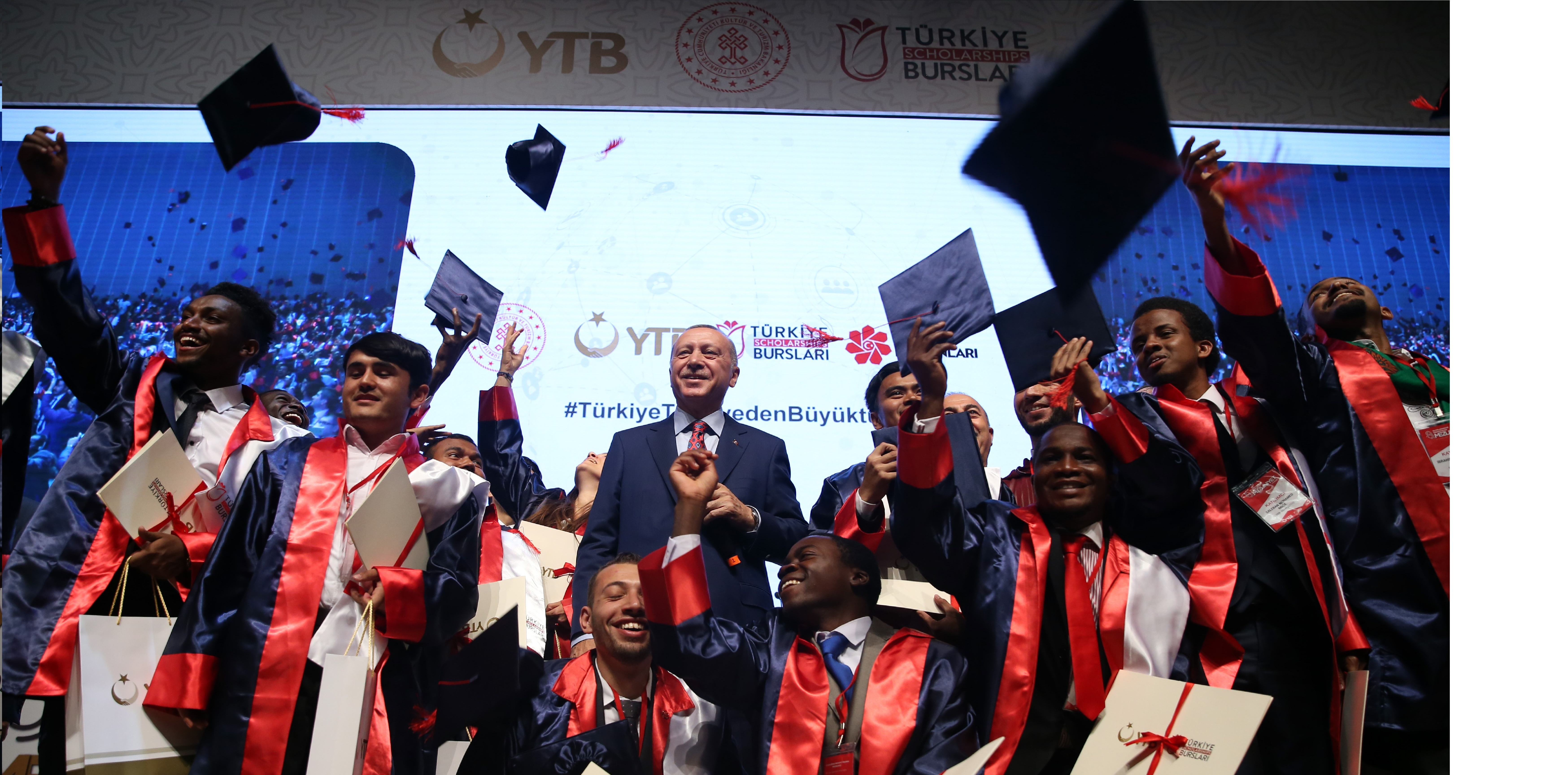 Turkey's int'l scholarship applications to start Friday