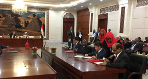 Turkey-Sudan Diaspora Memorandum of Understanding...