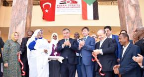 Turkey Alumni Association Opened in Khartoum, Suda...