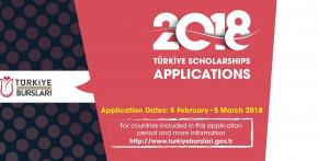 Türkiye Scholarships 2018 Second Round Of Applicat...