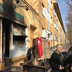 Germany's Turkish community worried by PYD/PKK vio...